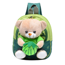 New kids Backpack kindergarten Girls Boys Children Children's School Bag Nursery Fashion Trend Baby Backpack(China)