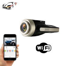 Maustor Mini Wireless Hidden Car Dash Cam Wifi Camera Video Recorder Car Dashcam APP Monitor Remote Control DVR Registrar