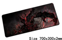 dota mouse pad best 700x300mm gaming mousepad gamer mouse mat hot sales pad keyboard computer padmouse laptop play mats(China)