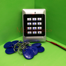 New Arrival 125khz Rfid Card Access Control EM Card Door Access Control system Keypad Access Controller Door Opener Wiegand In