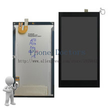4.7'' Full LCD DIsplay + Touch Screen Digitizer Assembly For HTC Desire 610 NA /D610n /D610x /D610w ; Black ; New ; 100% Tested