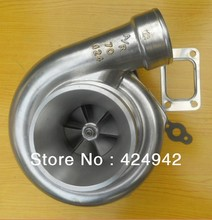 GT3582R GT35 Compressor a/r 0.70 Turbine a/r .63 Dual ball bearing T3 4 Bolt oil&water cooled turbo turbocharger(China)