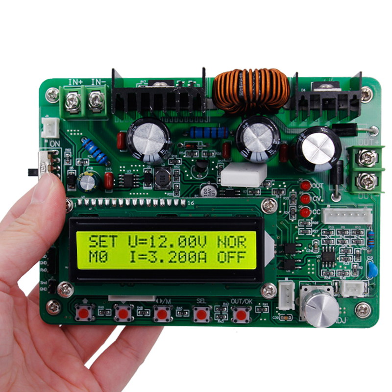 ZXY6005S 300W  DC-DC programmable switch power supply voltage constant current meter power constant ZXY6005 upgraded version<br>