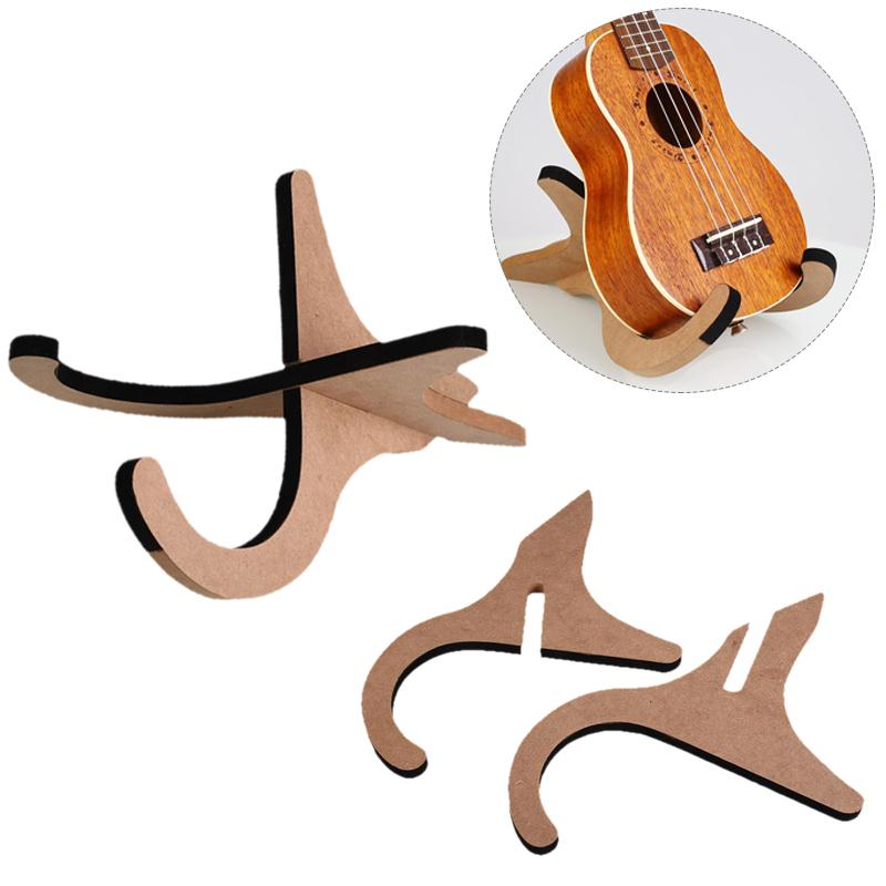 Wooden Holder Stand For Guitar Collapsible Bracket Mount Foldable Universal for Classical Acoustic Electric Violin Bass Ukulele<br><br>Aliexpress