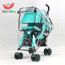 1 pic Products for Babies sun canopy for stroller buggies Accessories raincoat universal pram toy umbrella strollers(China)