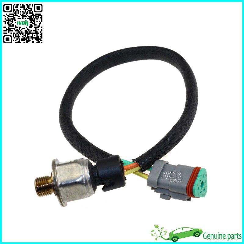 Sale Original OEM Heavy Duty Pressure Sensor 224-4536 3PP6-1 2244536 For CAT C7 3126 C15 MXS BXS NXS<br><br>Aliexpress