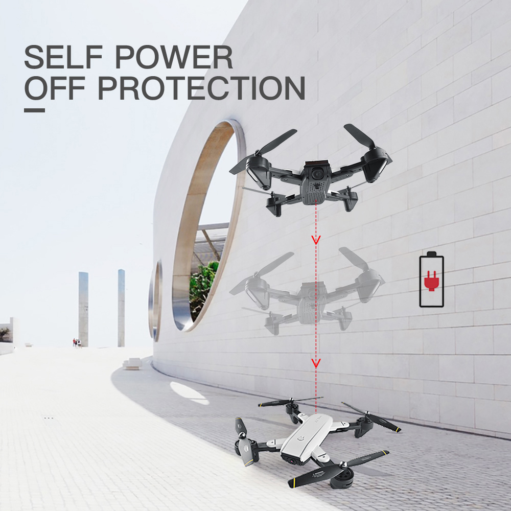SG700 0.3MP 2.0MP RC Drone With Camera Wifi FPV Foldable Selfie Drone 6-Axis Gyro Altitude Hold Headless RC Quadcopter Dron (13)