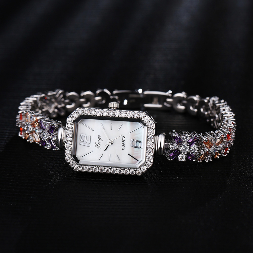 2017 Newly Designed Relogio Feminino Clock Women Casual Simple Quartz Analog Watch Band Wrist Watches Drop Shipping Y717*<br>