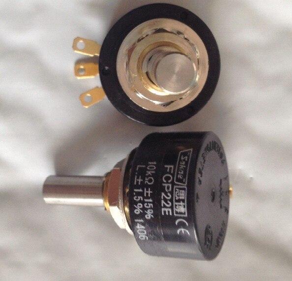 Imported from Japan SAKA potentiometers FCP22E 1 k, 2 k, 5 k, 10 k turn 360 degrees<br>