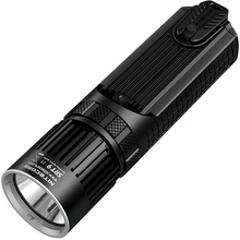 NITECORE SRT9 2150 lumens With Red/Blue Warning Light CREE XHP50 LED Gear Hunting Law Enforcement Military Flashlight Lantern(China)