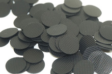 50Pcs/Lot 1.5mm Keypad Repair Kit Remote Control Games Conductive rubber buttons(China)