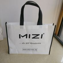 Wholesale 500pcs/lot reusable non woven shopping bags promotional bag 6 sizes,custom logo Free Shipping By Fedex