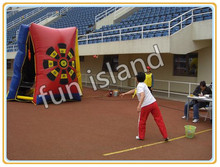 exciting new inflatable sports game, Cheap & Leisure inflatable equipment for kids and adults(China)