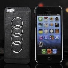 Audi Car Standard  Phone Case For Iphone 5 5s Mobile Phone Shell Black Models Cases