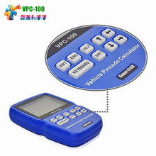 Newest VPC100 pin code calculator VPC-100 Hand-Held Vehicle PinCode Calculator  VPC 100 for All Cars