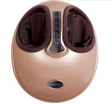 Healthsweet Electric Antistress foot massager Foot massage machines foot care device leg massage device with Heating