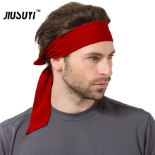 Sweatband Headband Street Dance Basketball Sport Hip Hop Hair Bands Running Hair Headwear Pirate Scarf Head Scarves Women Men(China)