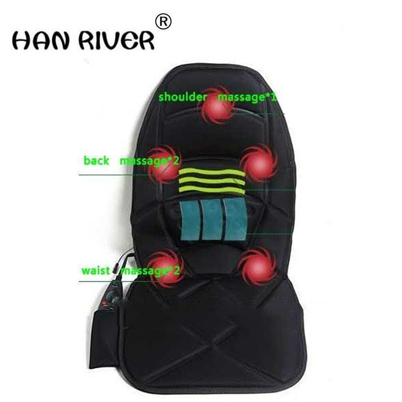HANRIVER 100% of the new high quality  cylinder seat adjust the lumbar support auto folding chair cushion, body health cushion<br>