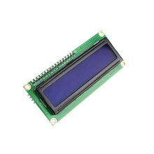 Smart Electronics LCD Module Display Monitor 1602 5V Blue Screen White Code with IIC I2C for arduino DIY KIT