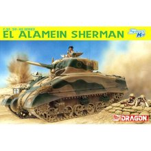 Набор моделей DRAGON 6447 1/35 El Alamein Sherman(China)