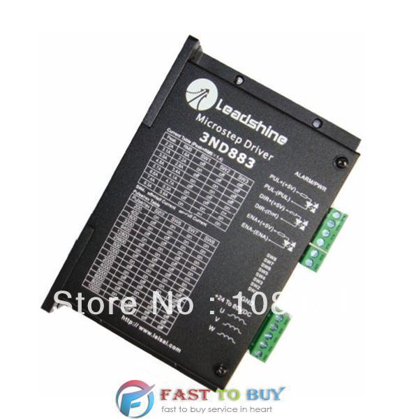 Leadshine 3-phase Classic Analog Stepper Drive 3ND883 DC18-80V 2.1-8.3A New<br><br>Aliexpress