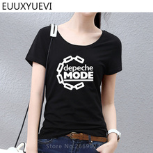 Buy 2018 Women Fashion Rock Roll Depeche Mode Classic T Shirts Woman Clothing Cotton T-shirt Girl Short Sleeve O Neck Tops Tees for $9.67 in AliExpress store