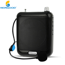 Voice Amplifier Megaphone Booster Microphone Mini Portable Speaker with USB TF Card FM radio for Teacher Tour Guide Promotion