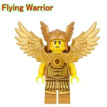 Flying Warrior DIY Blocks Single Sale Super Heroes Golden Soldiers PG8061 Building Toys Children Gifts PG1032 - YY Toy Store store