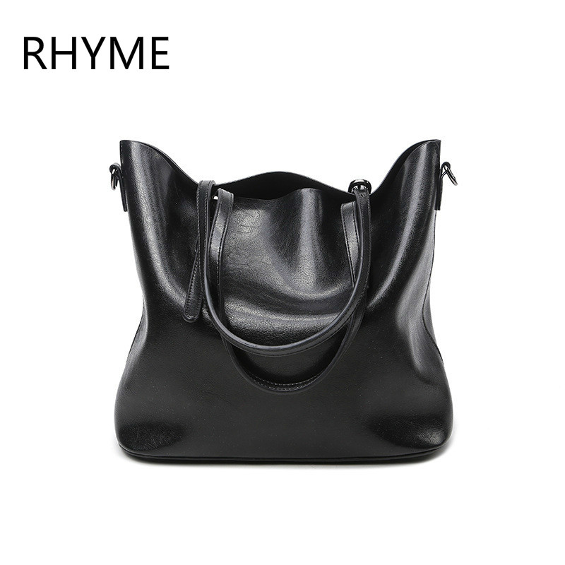 Rhyme bucket bag of new fund of autumn winters in Europe and the contracted bag shoulder inclined shoulder bag lady handbags<br><br>Aliexpress