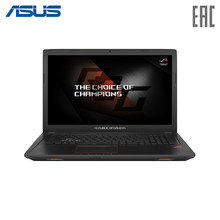 "Ноутбук ASUS ROG GL753VD 17,3 ""FHD Intel i5 7300HQ/12 Gb/1 ТБ + 256G M.2 SSD/No ODD/NVIDIA GeForce GTX 1050 (90NB0DM2-M09270)(Russian Federation)"