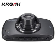 Best Promotion 2.5 Inch Full HD 720P Car DVR Camera Dash Cam Auto Video Recorder 100 Degree G-Sensor Night Vision(China)