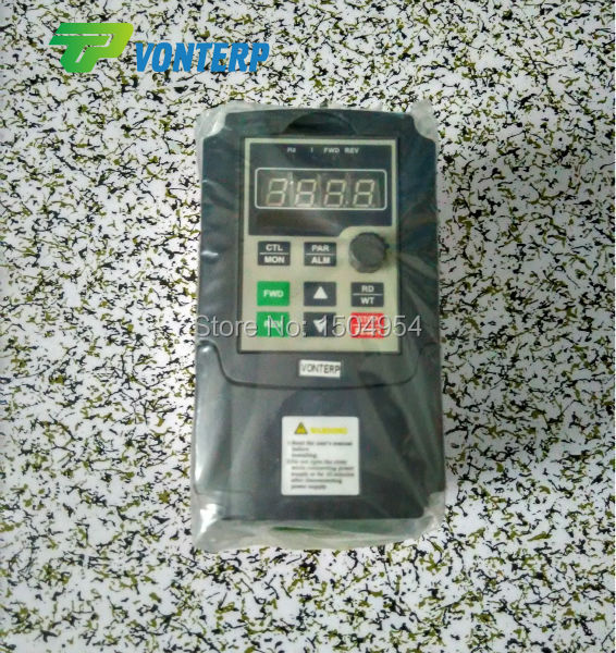 high cost performance mini ac drive/variable frequency drive single phase  220v 0.4KW<br><br>Aliexpress