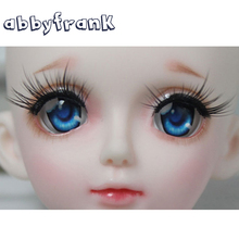 Safety Eyes For Toy SD BJD Acrylic Doll Animation Cartoon 1 Pair 14mm 16mm 18mm 1/3 1/4 1/6 Fit For BJD Doll Accessories Anime
