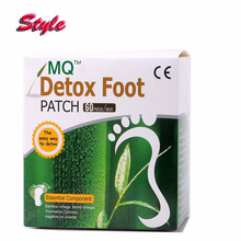 120 Piece=60pcs Patches+60 pcs Adhesives Gold Detox Foot Patch Bamboo Vinegar Pads Improve Sleep Beauty Slimming Patch Gift(China)