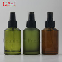 125ml X 10pc Glass Spray Bottle,Makeup Setting Spray,Empty Cosmetic Containers,Water Bottle,Perfumes And Fragrances For Women