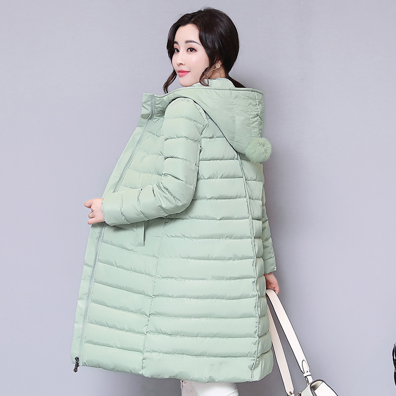 2017 Fashion Winter Jacket Women Long Sleeve Ladies Basic Coat jaqueta feminina jacket women parkas cotton Women Winter JacketÎäåæäà è àêñåññóàðû<br><br>