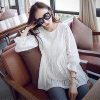 new-fashion-women-cotton-Spring-autumn-basic-white-long-Flare-Sleeve-shirts-Preppy-Style-female-girls.jpg_200x200