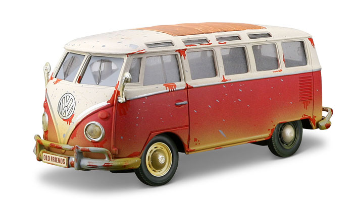 1962 volkswagen bus microbiotic artificial cars alloy retro finishing<br><br>Aliexpress