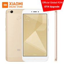 "Original Xiaomi Redmi 4X 3GB RAM 32GB ROM Smart Phone Snapdragon 435 Octa Core CPU Adreno 505 5.0""4100mAh MIUI8 13MP Camera(China)"