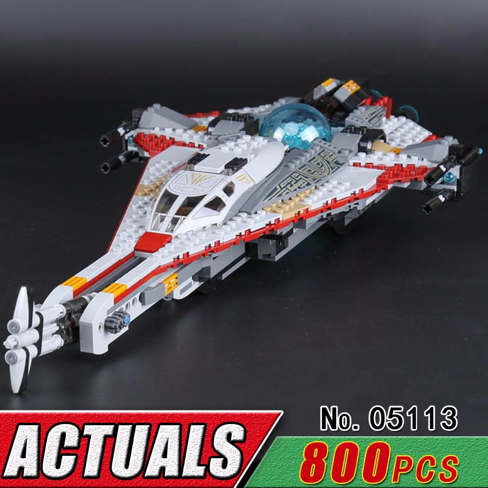 LEPIN 05113 Star Series The Arrowhead Model Set Compatible Bricks Military War Building Blocks Educational Toy Children Kid Gift<br>