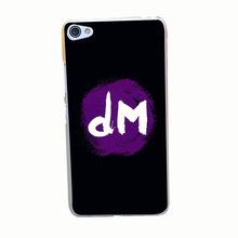 12551-OIE popular hot sale funny Depeche Mode Dm logo Transparent Hard for Lenovo S850 S850T S60 S90 A563/A358T A328 A328T Case