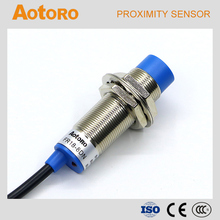 M18 FR18-8DN transducer NPN inductance proximity sensor switch manufacturer