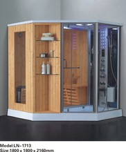 Biggest steam shower cabinet for two people(China)