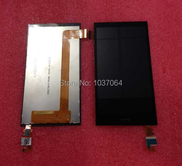 Lcd screen Display+Touch digitizer For HTC Desire 820 Mini Black free shipping<br><br>Aliexpress