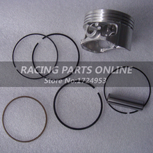 YX150CC 160CC Yinxiang 60mm Piston Ring Pin Kit Set For YX 150cc Engine Pit Dirt Bikes engine spare parts free shipping(China)