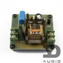 High-power power soft-start board with 100A high current relay Class A amplifier necessary(China)