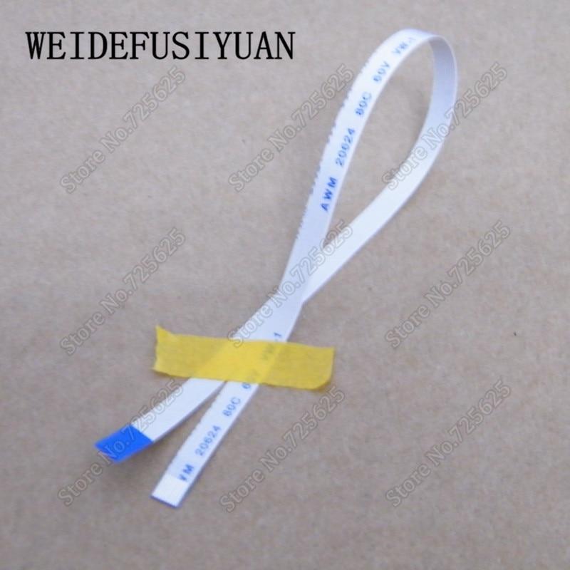 NEW HP Pavilion E118077 AWM 20624 VW-1 touchpad trackpad flex ribbon cable 12p
