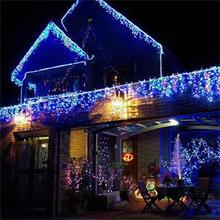 10m 100 LED Wedding Light Party Lamp Personality New Xmas Power String Fairy Christmas Decor Wholesale