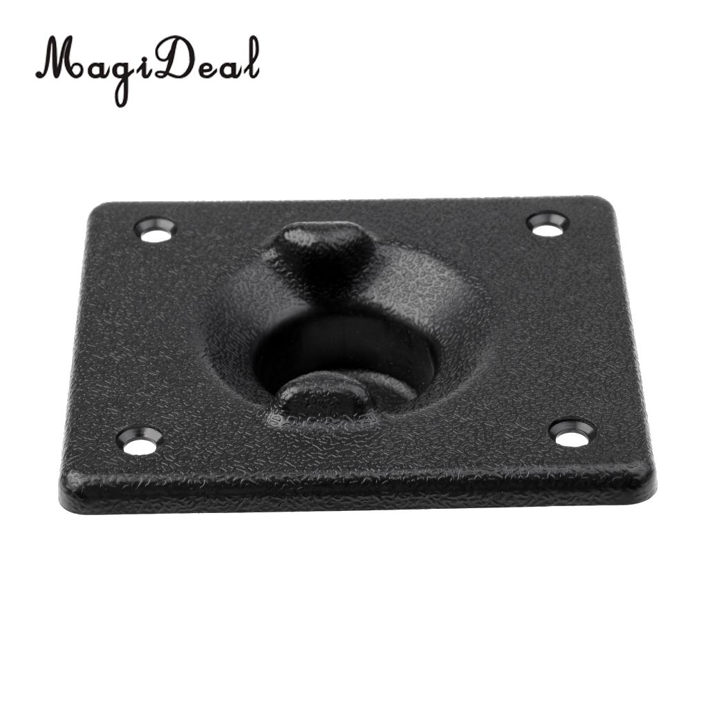 MagiDeal Durable Kayak Canoe Boat Rudder Steering System Control Handle Base Mount for Inflatable Fishing Boat Dinght Yatch Acce