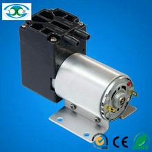 600mmHg vacuum  12V/9V/24V dc brushless electric diaphragm vacuum pump with 15L/M flow